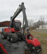 Bosexploitatie & Oogstmachines Harvester - Gebruikt Komatsu 941.1 / 6.006 2013 Harvester Duitsland