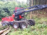 Gebruikt Komatsu 931.1 / 7.000 H 2011 Harvester Duitsland