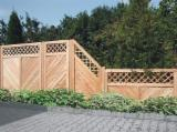 Poland Garden Products - Pine  - Scots Pine Fences - Screens from Poland