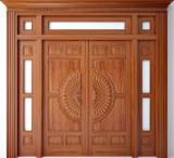 Doors, Windows, Stairs - Door Solid wood from Vietnam - Finished Products
