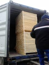 Pallets, Packaging And Packaging Timber For Sale - Spruce Pallet Elements, 16; 17; 22 mm