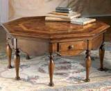 Italy Living Room Furniture - Octogonal Coffee Table, 122 x 122 x 55 cm