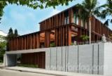 Holzhäuser - Vorgeschnittene Fachwerkbalken - Dachstuhl Zu Verkaufen - Holzhäuser Radiata Pine Vietnam zu Verkaufen