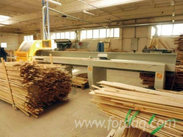 Masa Testere Makineleri SALVADOR SuperPush 200 Optimus Kullanılmış Polonya Satılık