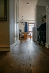 On Edge Parquet - Solid floorboards - oak up to 3 meters long
