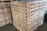 Hardwood  Sawn Timber - Lumber - Planed Timber Steamed < 24 Hours - Beech Squares FSC 100%