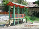 Offers Bulgaria - Siberian Larch Playground With Slide