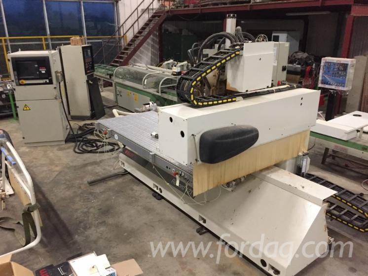Venta-CNC-Centros-De-Mecanizado-SCM-Record-121-Usada