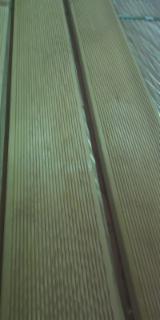 Pavimentazione In Legno Massiccio Polonia - Vendo Larice Siberiano 27 mm