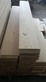 Hardwood  Sawn Timber - Lumber - Planed Timber - Oak lamellas, 4.2 mm