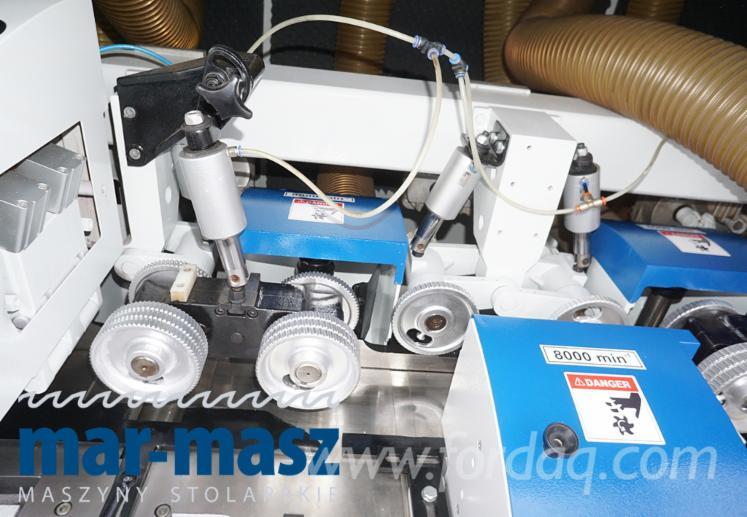 Strugarka czterostronna WEINIG POWERMAT 500, 6 głowic, stan idealny
