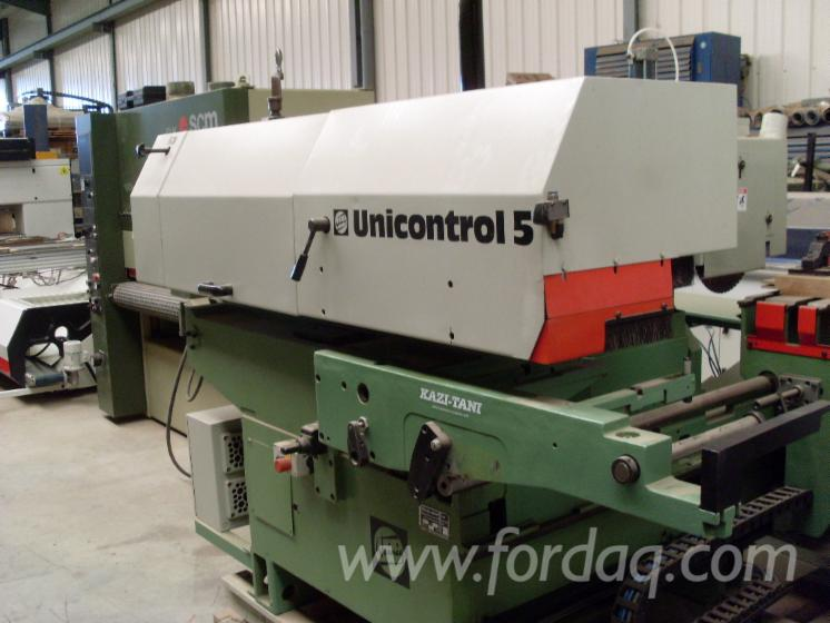 Used-Weinig-Unicontrol-5-CNC-Machining-Center-For-Sale