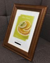 Contemporary Wooden photo frame