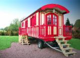 Bulgarien Vorräte - Holzhäuser