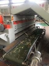 Strojevi Za Obradu Drveta - Debarking Plant GTCO Nova Kina