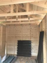 Casute De Gradina - Vanzare casuta lemn