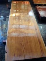 Singapore - Furniture Online market - Live Edge big size Teakwood planks