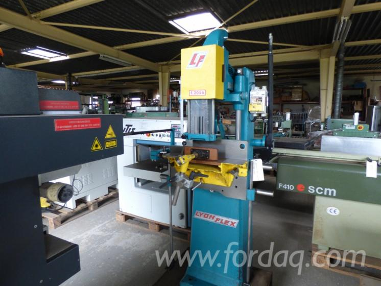 Used-Lyonflex-F2056-Mortising-Machines-For-Sale