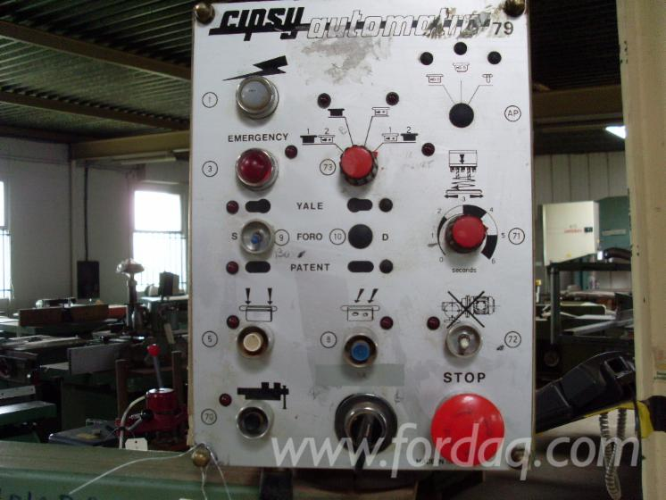 Used-Marzani-CIHS-Mortising-Machines-For-Sale