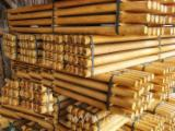 Tool Handles Or Sticks - Handles of any kinds, sizes, varieties(beech etc), 1000-1500 mm