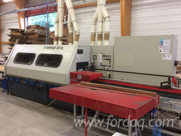 Used-Weinig-U23EL-Moulding-Machines-For-Three--And-Four-side-Machining-For-Sale
