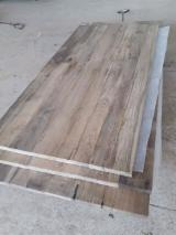 Buy And Sell Wood Components - Register For Free On Fordaq - Reclaimed Oak Table Tops