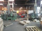 Zuckermann Woodworking Machinery - Used Zuckermann Parquet Production Line