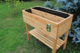 Furniture And Garden Products - Larch, Flower Pot - Planter, FSC