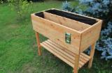 Buy Or Sell Wood Flower Pot - Planter - Larch, Flower Pot - Planter, FSC