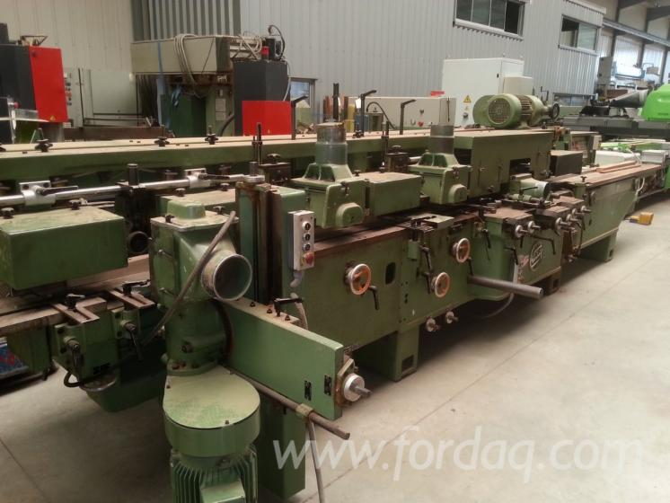 Used-Weinig-U22N-Moulding-Machines-For-Three--And-Four-side-Machining-For-Sale