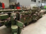 Used Weinig U22N Moulding Machines For Three- And Four-side Machining For Sale France