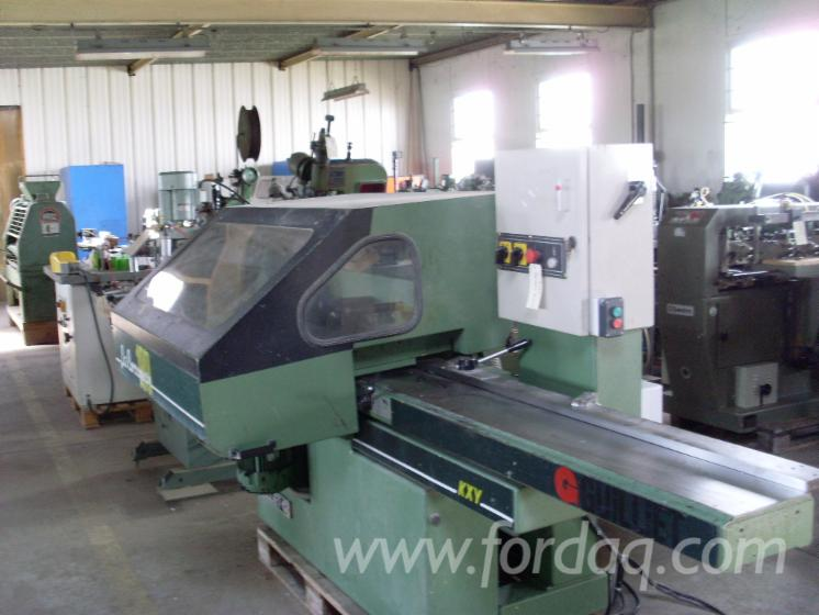 Used-GUILLIET-KXY-Moulding-Machines-For-Three--And-Four-side-Machining-For-Sale