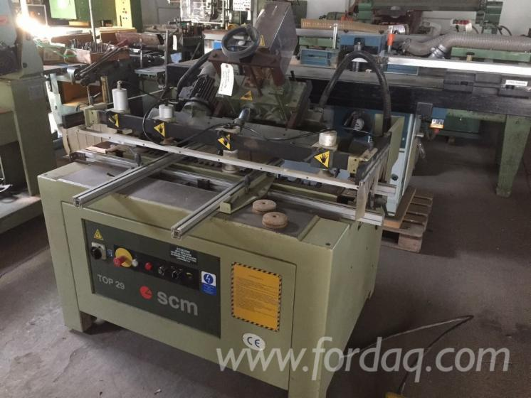 Used-SCM-TOP29-Automatic-Drilling-Machine-For-Sale