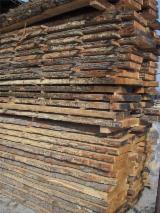 Hardwood Timber - Unedged Timber - Boules  - Fordaq Online market - Oak Loose Romania