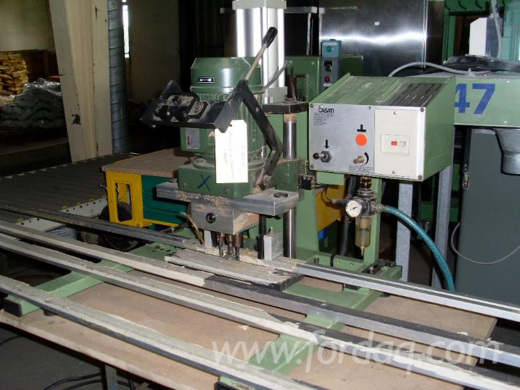 Used-CASETI-HF-BP-Universal-Multispindle-Boring-Machines-For-Sale