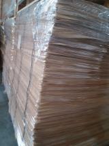木皮供应网络 - 批发硬木木皮和热带木木皮 - 白杨, 椴树(酸橙树), 旋切