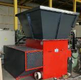 Weiss Woodworking Machinery - Weiss CR 40 300/22 Shredding Machine