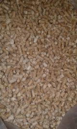 Oekraïne levering - Den  - Grenenhout Houten Pellets 6 mm