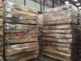Hardwood  Sawn Timber - Lumber - Planed Timber For Sale - Beams Oak, 225 mm