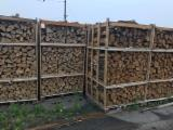 Slovacchia - Fordaq Online mercato - Vendo Legna Da Ardere/Ceppi Spaccati Faggio, Carpino, Rovere
