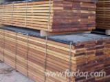 户外板材  - Fordaq 在线 市場 - 南美洲蚁木, 装饰(四面倒角)