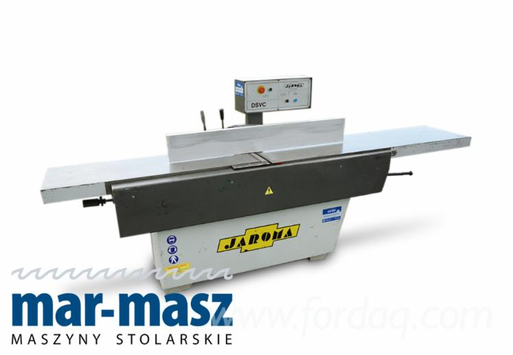 Used-JAROMA-DSVC-40-Machine-For-Planing-And-Leveling