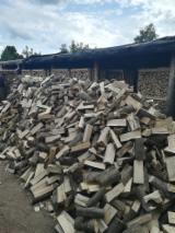 Firewood, Pellets And Residues - Birch, Hornbeam, Oak Firewood/Woodlogs Cleaved