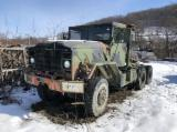 Forest & Harvesting Equipment - Used -- Trailer Tractor Romania
