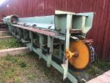 Sweden Woodworking Machinery - Log haul with kicker
