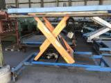 Sweden Woodworking Machinery - Lifting table - Edmo