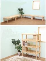 Bedroom Furniture - Pine Bed
