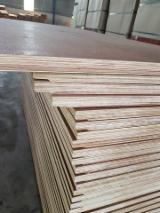 Sperrholz Vietnam - Natursperrholz, Keruing