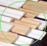 批发木材墙面包覆 - 护墙板,木墙板及型材 - 实木, 木框线