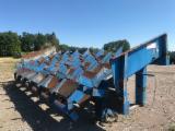 Log Handling Equipment - Stepfeeder - Hedlund